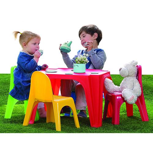 Tavoli Sedie Plastica Marca.Prodotto Man5500036 Tavolo Plastica Con 4 Sedie Arredamento