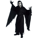 SCREAMING GHOST SCREAM COSTUME UOMO