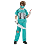 SCARY SURGEON COSTUME BAMBINO