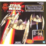 STAR WARS DROID STARFIGHTERS DELL'IMPERO DEL MALE HASBRO 84171 GIOCATTOLO GIOCO