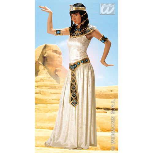 e8baad88ee9d Prodotto: WID3277 - IMPERATRICE EGIZIANA CLEOPATRA COSTUME DONNA ...