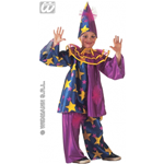 CLOWN STAR COSTUME BAMBINA