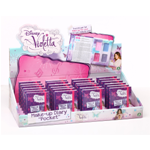 MINI DIARIO MAKE UP DIARY POCKET DISNEY VIOLETTA TRUCCO BAMBINA