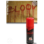 VERNICE SANGUE FINTO SPRAY PER DECORAZIONI ML.83