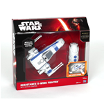 STAR WARS X-WING FIGHTER RADIOCOMANDATO GIOCHI PREZIOSI GPZ13401
