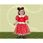 MINNIE TOPOLINA COSTUME BABY