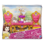 DISNEY PRINCESS PLAYSET BELLE HASBRO B5310 FASHION DOLL